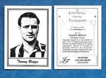 Grimsby Town Tommy Briggs 12 (5) ***