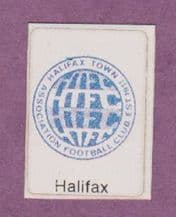 Halifax Town Badge (B)