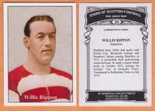 Hamilton Academicals Willis Rippon 20
