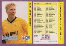 Hartlepool United Joe Allon 57