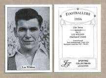 Hartlepool United Les Wildon 11 (12) ***