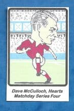 Heart of Midlothian Dave McCulloch (MD4)