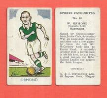 Hibernian Willie Ormond 58 (AJD)