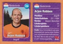 Holland Arjen Robben