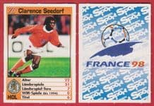 Holland Clarence Seedorf Real Madrid