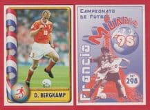 Holland Dennis Bergkamp Arsenal