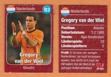 Holland Gregory Van Der Wiel