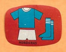 Honduras Team Kit (WC82)