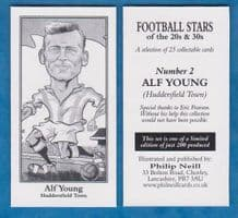 Huddersfield Town Alf Young 2