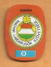 Hungary Badge (WC82)