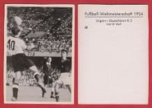 Hungary v West Germany Liebrich (68)