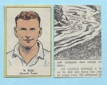 Ipswich Town Billy Reed Wales 1955