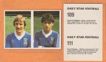 Ipswich Town Frans Thijssen Holland Kevin O`Callaghan