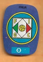 Italy Badge (WC82)