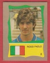 Italy Paolo Rossi 8