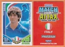 Italy Paolo Rossi International Legend