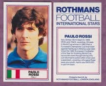 Italy Paolo Rossi Juventus