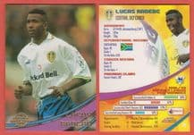 Leeds United Lucas Radebe South Africa