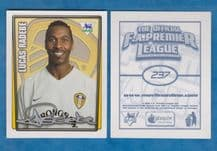 Leeds United Lucas Radebe South Africa 237