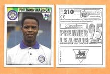 Leeds United Phil Masinga 210 K