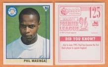 Leeds United Phil Masinga South Africa 125