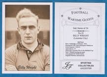 Leicester City Billy Wright Wolverhampton Wanderers England 23
