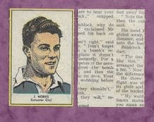 Leicester City Johnny Morris 1954