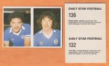 Leicester City Larry May Bobby Smith