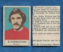 Leyton Orient Barrie Fairbrother 1970