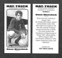 Leyton Orient Dave Metchick 1 (S1)
