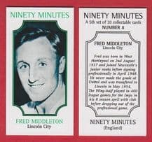 Lincoln City Fred Middleton 8 (NM5)