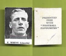 Lincoln City Fred White