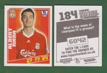 Liverpool Albert Riera Spain 184