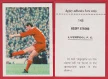 Liverpool Geoff Strong 148