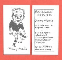 Liverpool Jimmy Melia 628