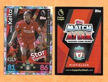 Liverpool Keity Naby Star Player 380 (JK)