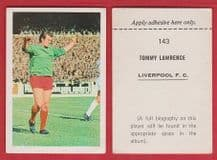 Liverpool Tommy Lawrence 143