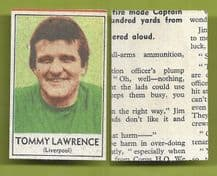 Liverpool Tommy Lawrence 1969