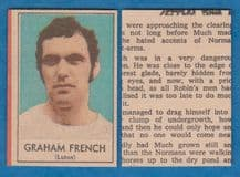 Luton Town Graham French 1970