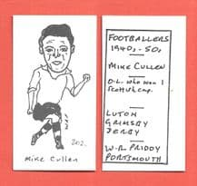 Luton Town Mike Cullen 202