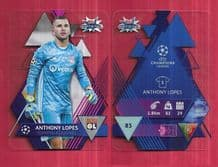 Lyon Anthony Lopes 83 (UCL)