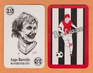Manchester City Aage Hareide Norway