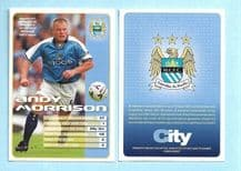Manchester City Andy Morrison (TC)