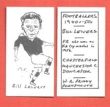 Manchester City Bill Leivers 525