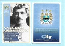 Manchester City Billy Meredith (TC)