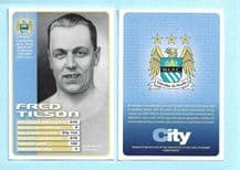 Manchester City Fred Tilson (TC)