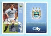 Manchester City Georgiou Kinkladze (TC)