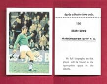 Manchester City Harry Dowd 156