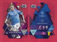 Manchester City Kevin De Bruyne 42 (UCL)