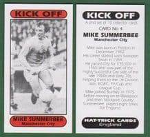 Manchester City Mike Summerbee 4